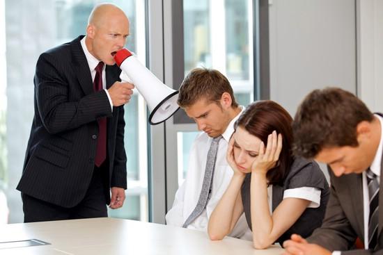 хамство на работе со стороны руководства - фото 3