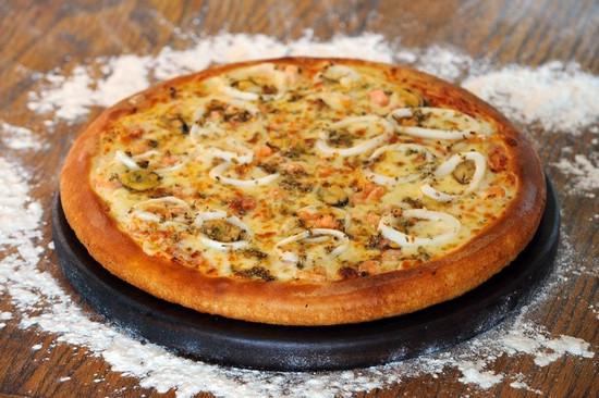 Пицца на кефире рецепт