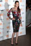 """Кристен Стюарт на премьере фильма """"На дороге"""" на кинофестивале в Торонто, 6.09.2012"""