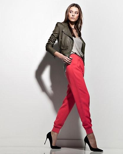 Модные брюки весна 2013