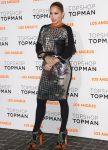 Дженнифер Лопес на Topshop Topman Los Angeles Launch Party в ресторане Cecconi в Голливуде