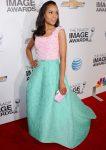 Керри Вашингтон на 2013 NAACP Image Awards в Лос-Анджелесе