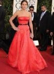 Дженнифер Лоуренс на 2013 Golden Globes, 13.01.2013