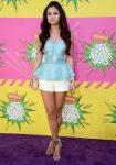 Селена Гомес на 2013 Nickelodeon Kids' Choice Awards, 23.03.2013