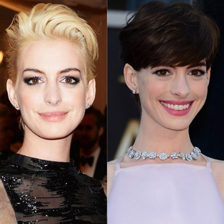 Цвет волос знаменитостей: блондинка против брюнетки