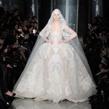 Модные свадебные платья лето 2013