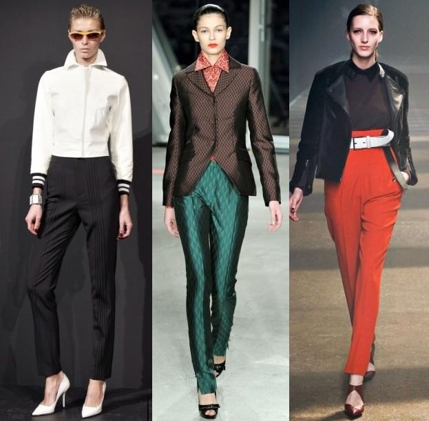 Мода Брюки 2015 С Доставкой