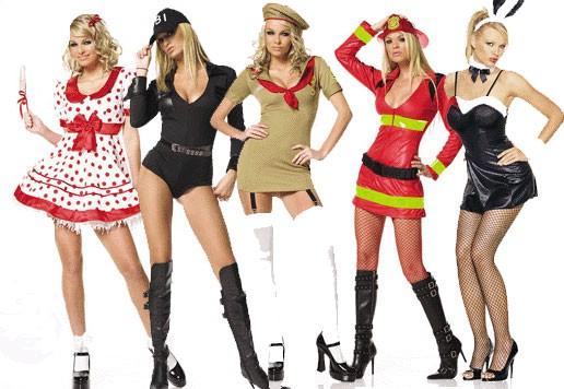 Необычные костюмы на Хэллоуин