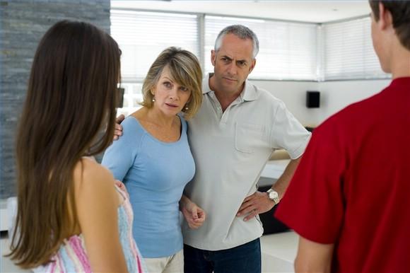 Как понравиться родителям мужчины