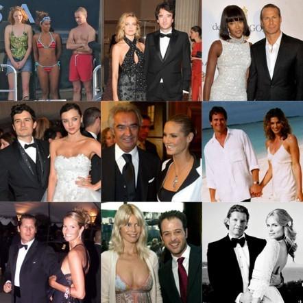 Модели и миллионеры