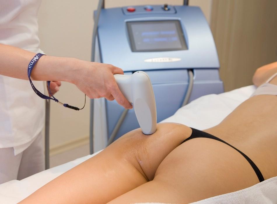 Аппаратная косметология против целлюлита