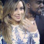 Обручальное кольцо Ким Кардашьян