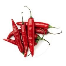 Красный жгучий перец (чили)
