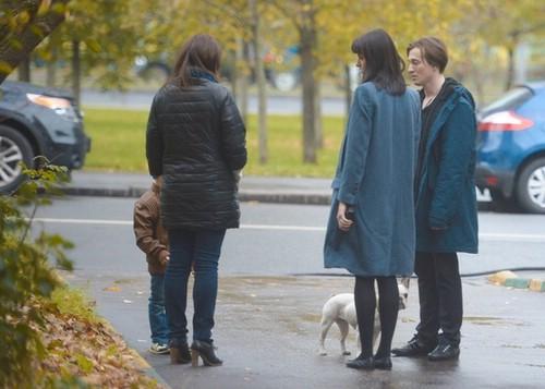 Сергей Безруков познакомил возлюбленную с «внебрачной» семьей