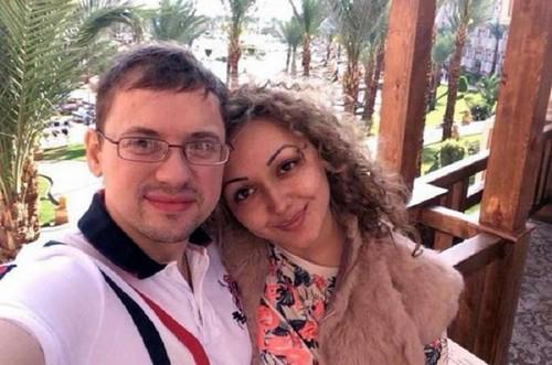 Андрей Гайдулян с девушкой