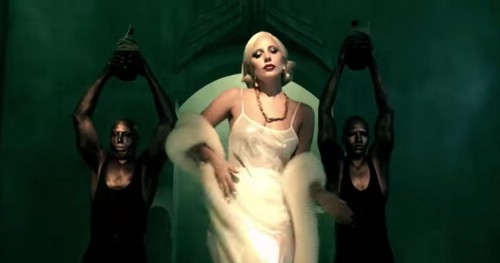 Леди Гага в новом амплуа