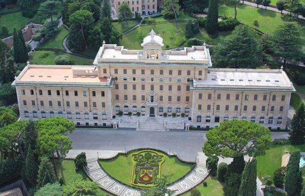 Апостольный дворец