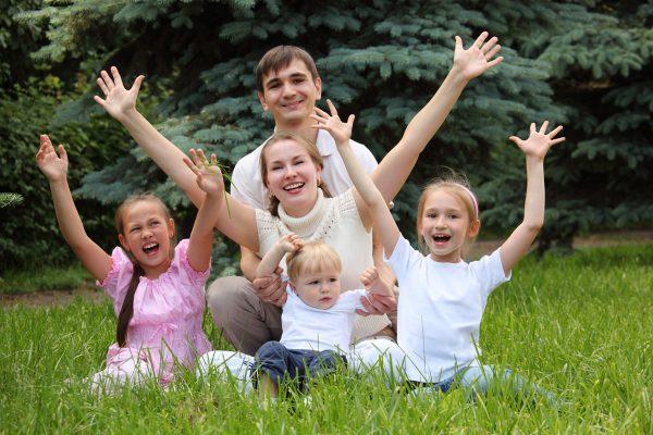 Что полагается многодетной семье