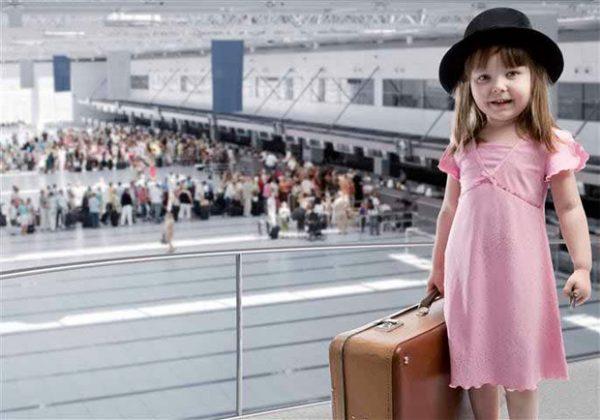 Отец не отпускает ребенка в краткосрочную поездку