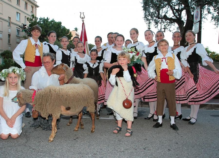 Традиции Монако
