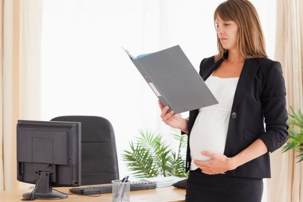 Увольнение беременной