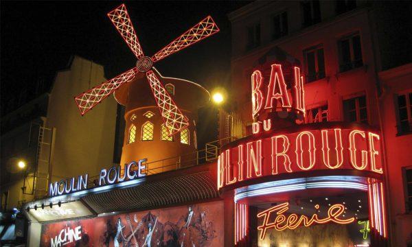Кабаре Парижа
