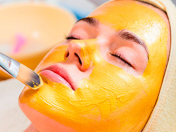 Ретиноевый желтый пилинг для лица