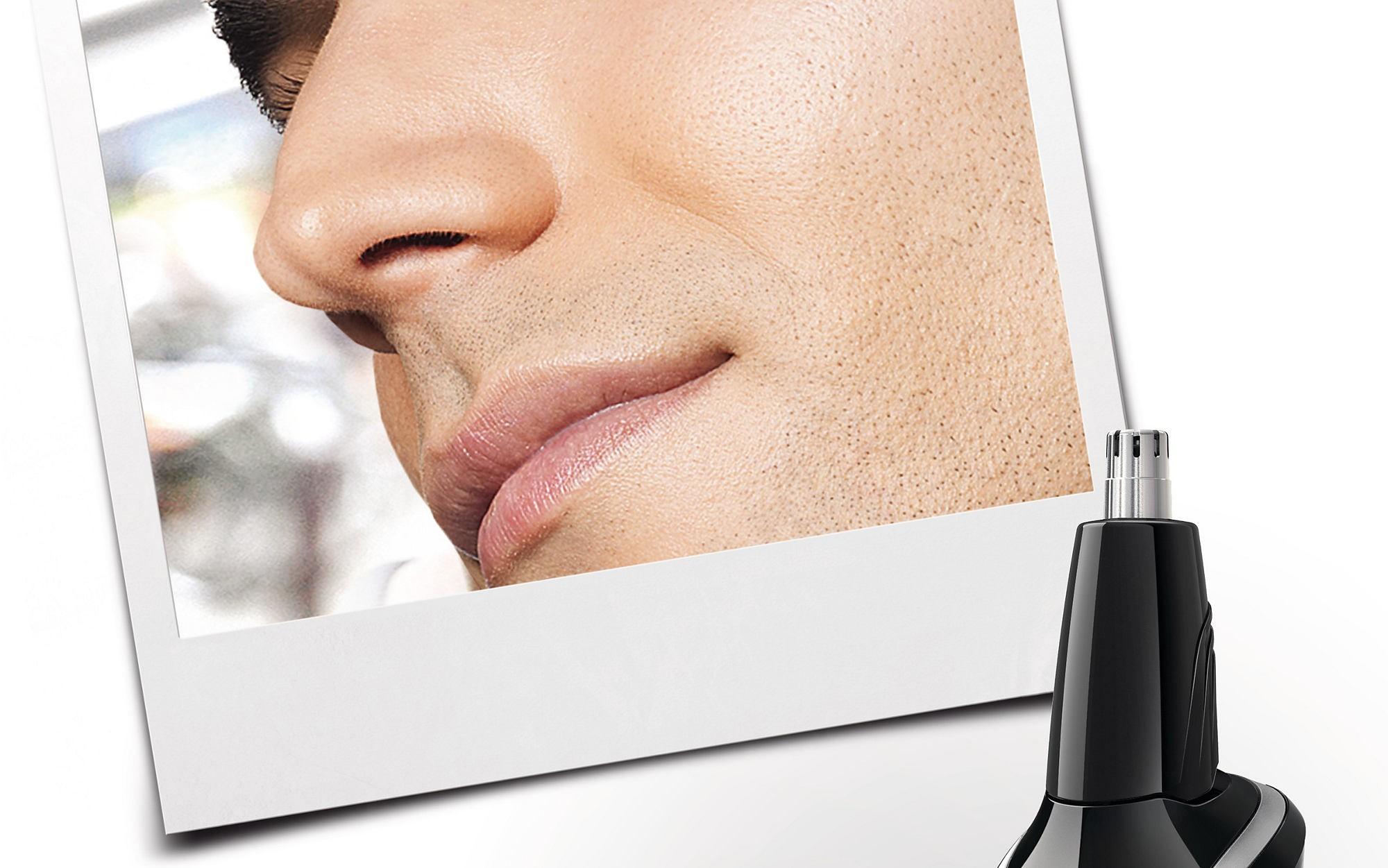 Триммер для носа и ушей
