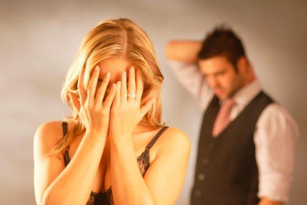 Как правильно уходить от мужа