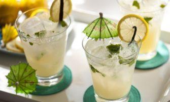Охлаждающие напитки в домашних условиях: вкусные рецепты