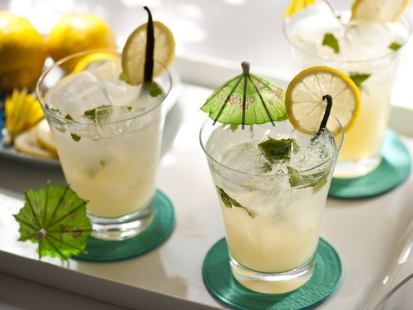 Охлаждающие напитки в домашних условиях